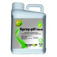 Spray pH Ideal, Corrector de Agua y Suelo Tradecorp