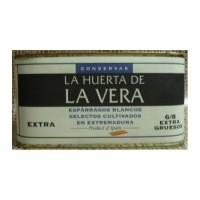 Esparragos Blancos,17/24,extragruesos,en Lata,la Huerta de la Vera.