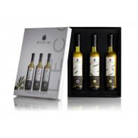 Estuche Coleccion,botella Seleccion,botella en Rama,botella Ecologico,virgen Extra,500Ml.