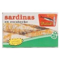 Sardinas en Escabeche Rr-125, 3/4u
