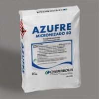 Azufre Micronizado 80, Fungicida Acaricida Cheminova