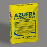 Azufre Sublimado Flor, Fungicia Acaricida Cheminova
