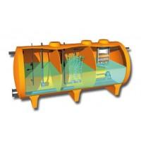 Depuradoras de Aguas Grises Superficie.5000Litros