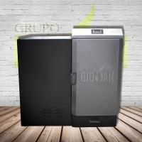 Caldera de Biomasa Policombustible Gg55K Digital