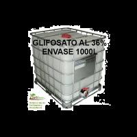 Herbicida Glifosato 36% , 1000 L