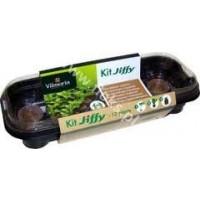 Kit Jiffy. Plantación