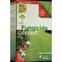 Fungicida Cesped, Bayer. Estuche 3 X 25 Gr.