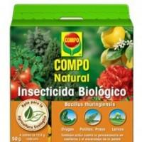 Compo Insecticida Biológico Blister de 50Gr. (4 Sobres de 12,5 Gr.)