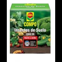 Insecticida Compo contra Gusanos y Orugas