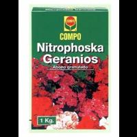 Nitrophoska Geranios Compo 1Kg