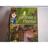 Libro de Jardines y Plantas-Gran Enciclopedia
