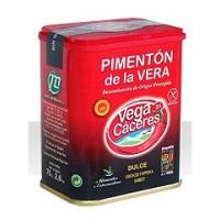 Pack Oferta de Tortita la Natera 600 Gr Aprox  y  Bote de Pimenton de la Vera,dulce Dop 160 Gramos