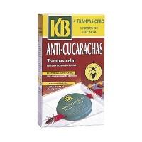 Kb Trampa Cebo Anti-Cucarachas