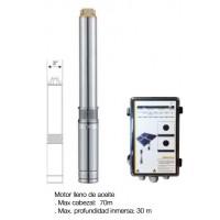 Kit Solar Szbs3  Bomba + Cuadro + Placas.