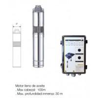 Kit Solar Szbss3 Bomba + Cuadro + Placas.