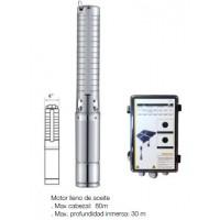 Kit Solar Szbssc4 Bomba + Cuadro + Placas.