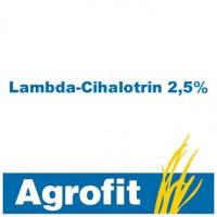 Lambda-Cihalotrin 2,5%, Insecticida Agrofit