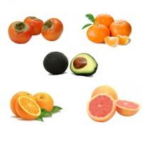 Lote de 1 Kg Aguacate + 4 Kg Mandarina + 4 Kg Naranjas