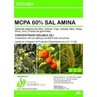 MCPA 60% (SAL Amina), Herbicidas Exclusivas Sarabia