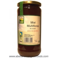 Miel Multiflores de Montaña. 1 Kg
