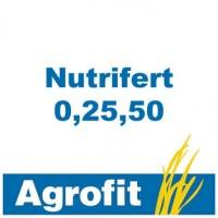 Nutrifert 0,25,50, Corrector Agrofit