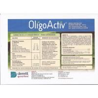 Oligoactiv GS Fe/mn/zn, Corrector de Carencias Deretil