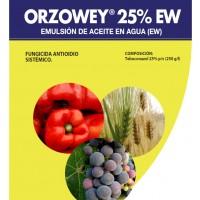 Orzowey 25% EW, Fungicida Sistémico de Amplio Espectro Proplan