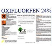 Oxifluorfen 24%, Herbicida Spachem