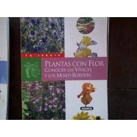 Libro Plantas con Flor-Conocer la Vivaces