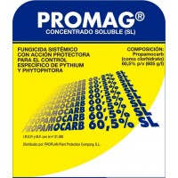 Promag, Fungicida Sistémico con Acción Protectora  Proplan