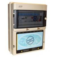 Protección y Maniobra para Filtración + 1 Foco 300W 12Vac Trifásico..