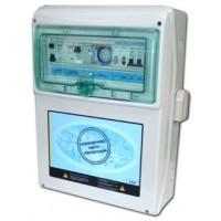 Protección y Maniobra para Filtración + 2 Focos 300W 12Vac + Diferencial Monofásico.