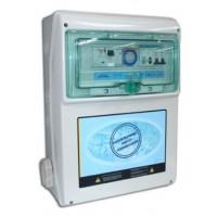 Protección y Maniobra para Filtración + 2 Focos 300W 12Vac Monofásico.