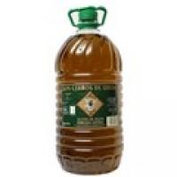 Botella de 5 Litros de Aceite de Oliva Virgen Extra 0,3º. los Cerros de Úbeda.