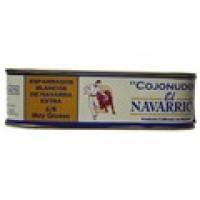 Espárrago de Navarra D.O. 6/8 Frutos, 1/2 Kg.