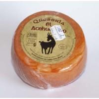 Queso de Cabra de Aceuche,el Acehuchano,700 Gramos Aprox.lo Recomiendo.