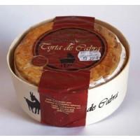 Torta de Cabra el Acehuchano.850 Gramos Aprox.exquisita.