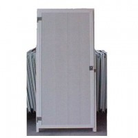 Puerta Pvc Aluminio con Marco