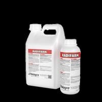 Radifarm, Abono Órgano-Mineral NK Liquido 3-0-8 con Zinc Valagro