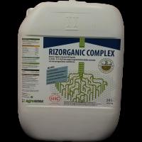Rizorganic Complex, Abono Orgánico Mineral de Agrogenia