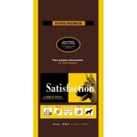Satisfaction Dog Lamb & Rice 15 Kg