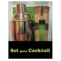 Set para Cocktail Mojito 100Gr
