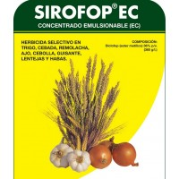 Sirofop EC, Herbicida Selectivo Proplan