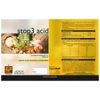 Stop 3 Acid, Regulador pH Lignokel