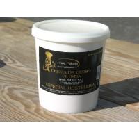 Crema de Queso de Oveja(Tarro Grande) 1.200 Klg de HNOS Pajuelo.