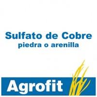 Sulfato de Cobre (Piedra O Arenilla), Corrector de Carencias Agrofit