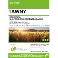 Tawny, Herbicidas Exclusivas Sarabia