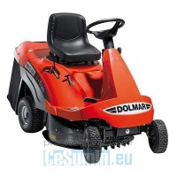 Tractor 12.5Hp 710Mm - Dolmar - Ref: Rm72.13H