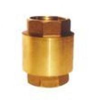 """Válvula de Retención (Tipo York) H-H 3/4"""". Obtorador Metálico."""