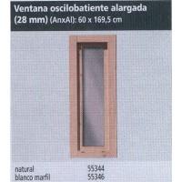 Ventana Oscilobatiente Alargada 2